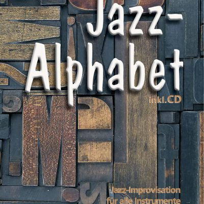 Jazzalphabet - Cover