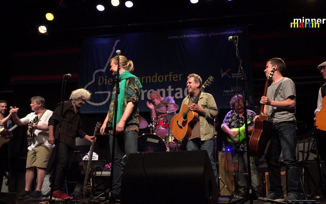Gitarrentage Schorndorf